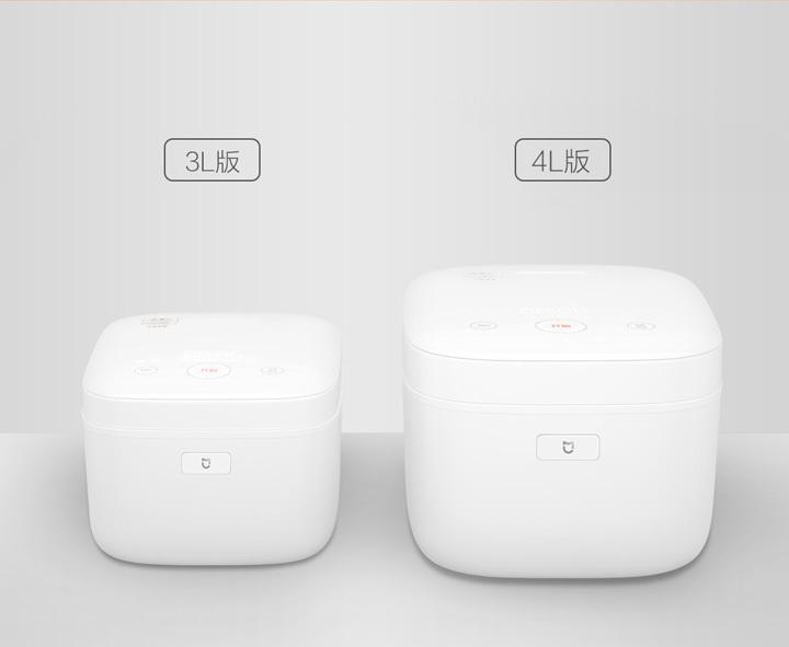 Xiaomi Induktions Reiskocher 3L und 4L