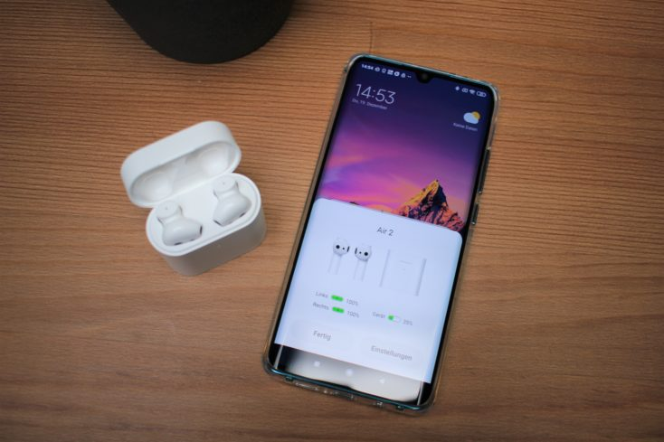 Xiaomi Mi AirDots Pro 2 Pairing