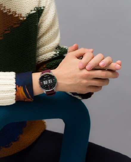 Xiaomi Mi Watch Color Leak 2