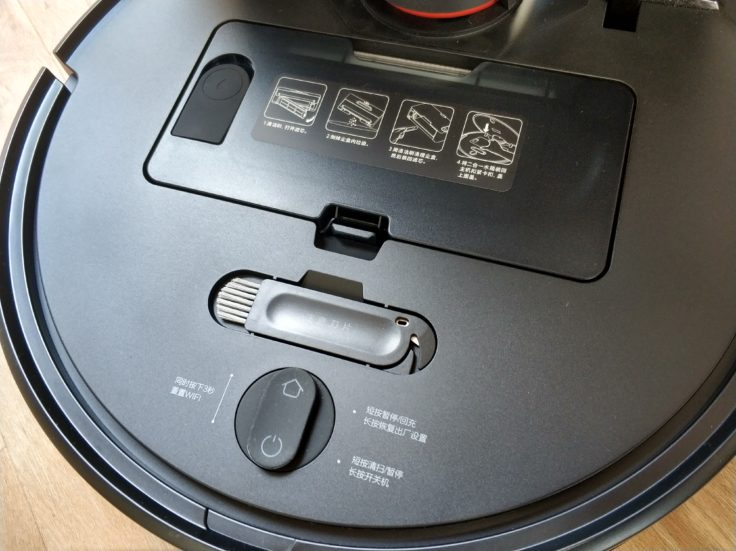Xiaomi Mijia LDS-Version Saugroboter Wassertank
