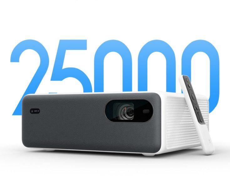 Xiaomi Mijia Laser Beamer 25000 Stunden