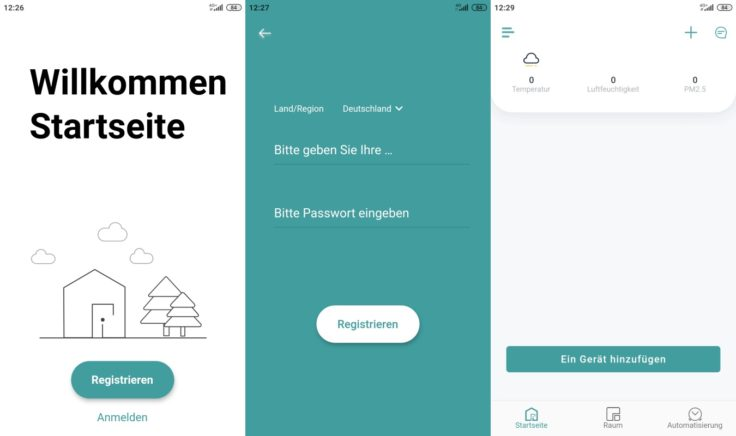 Zigma Spark 980 Saugroboter App