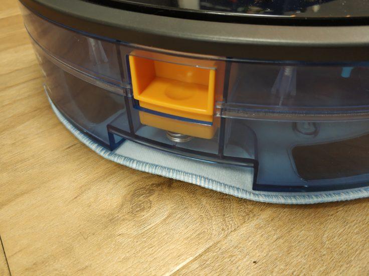 Zigma Spark 980 Saugroboter Wassertank Wischfunktion