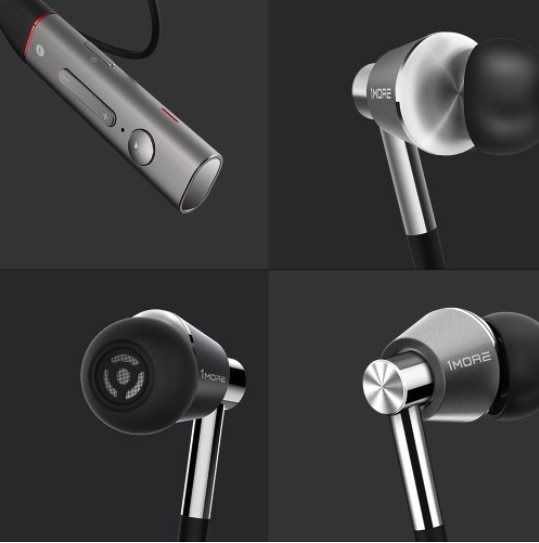 1MORE In-Ear Aluminium