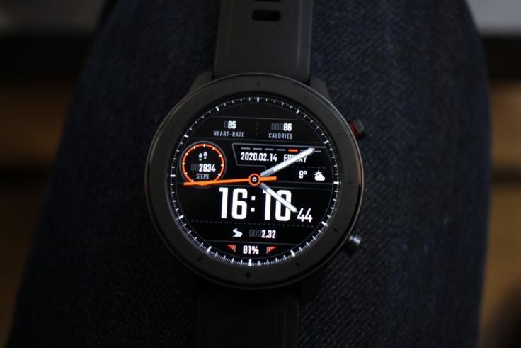 Amazfit GTR Lite Watchface