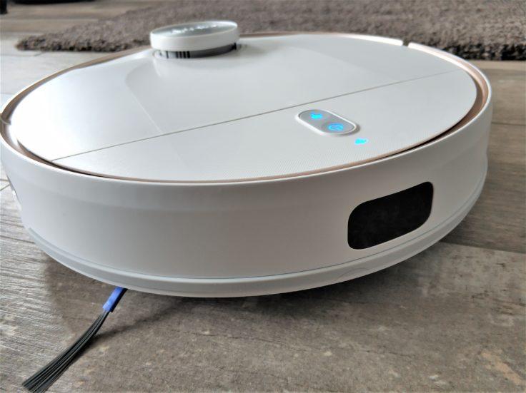 Anker eufy L70 Saugroboter Design Seite
