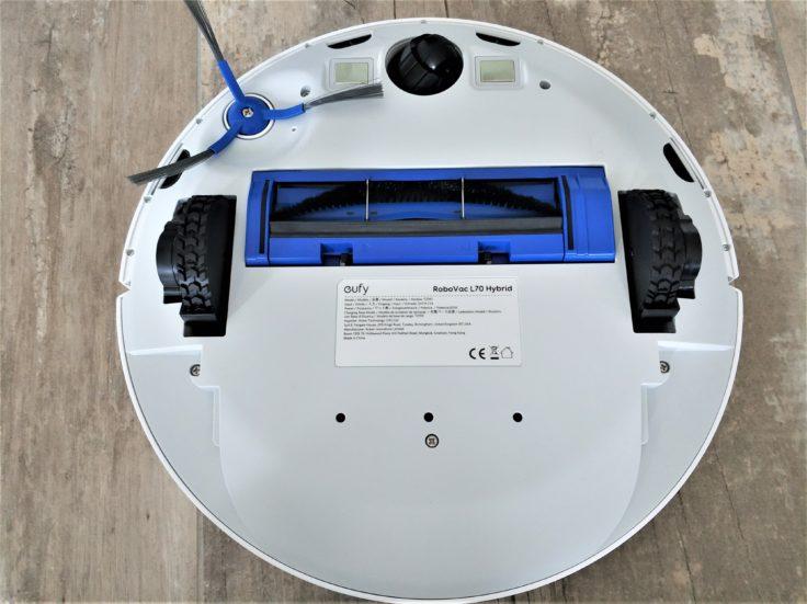 Anker eufy L70 Saugroboter Unterseite