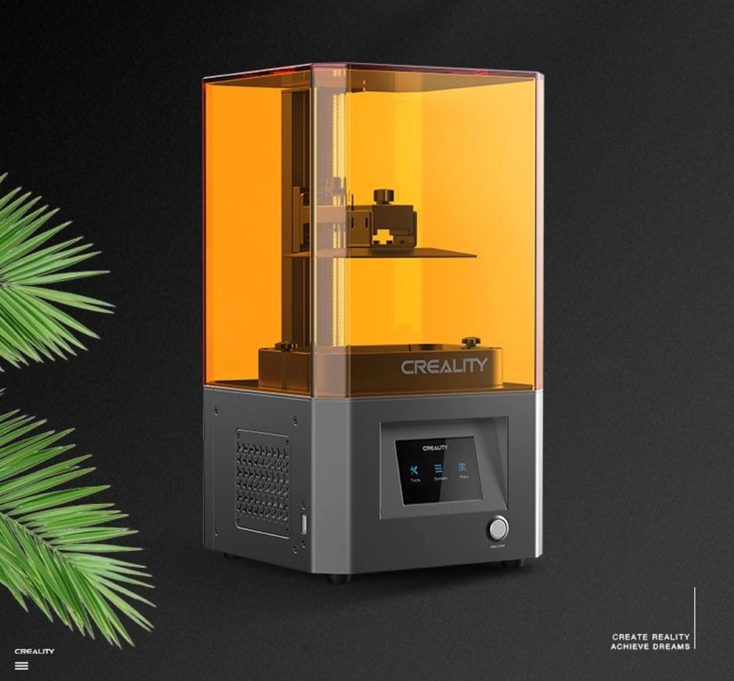 Creality LD 002R 3D Drucker