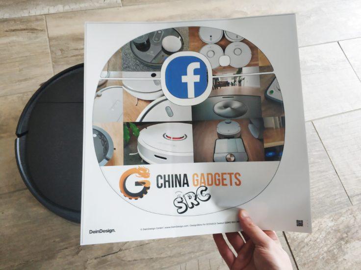 Ecovacs DeinDesign Sticker Gewinnspiel