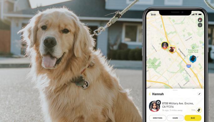 FOUND GPS Tracker App