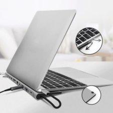 Gocommo 11-in-1 Hub Laptopstand