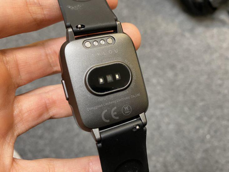 Haylou LS01 Smartwatch Pulsmesser