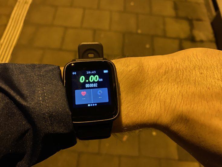 Haylou Smartwatch Sportmodus
