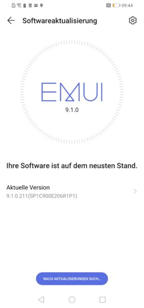 Huawei P30 Lite NE EMUI 9 1