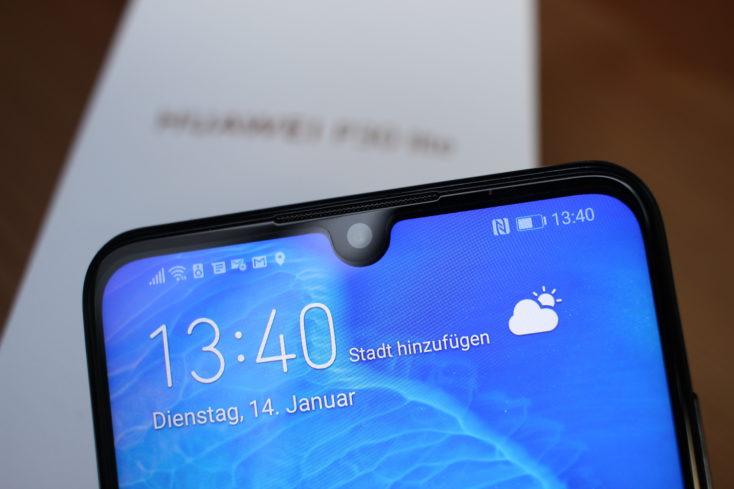 Huawei P30 Lite NE Notch