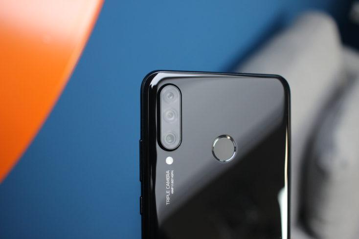 Huawei P30 Lite NE Triple Kamera