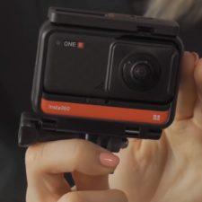 Insta360 One R 1 Actioncam