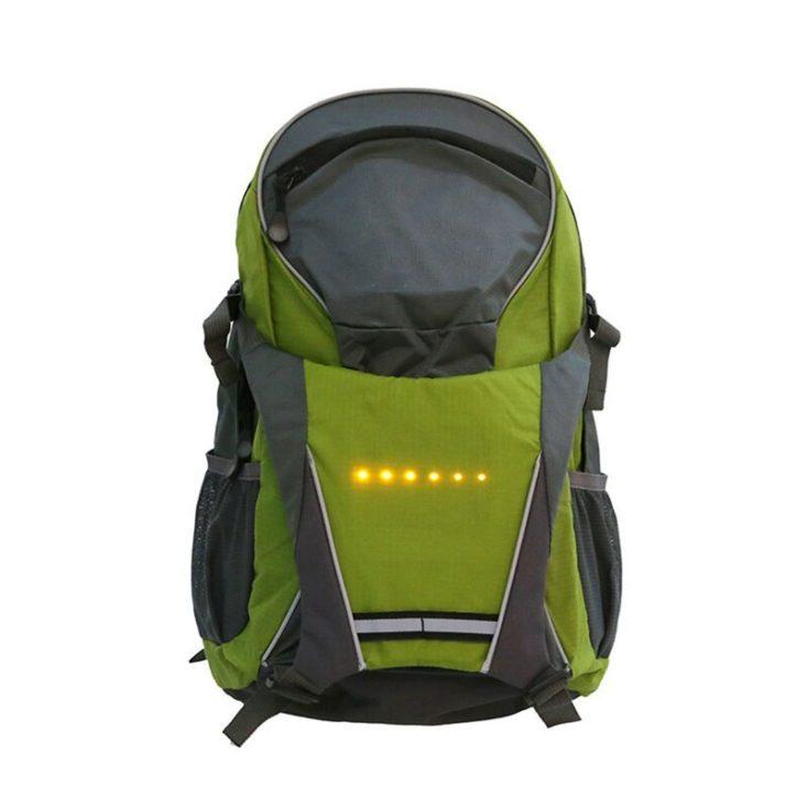 LED Blinker Rucksack