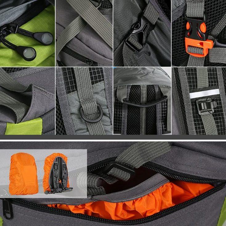 LED Blinker Rucksack Ausstattung