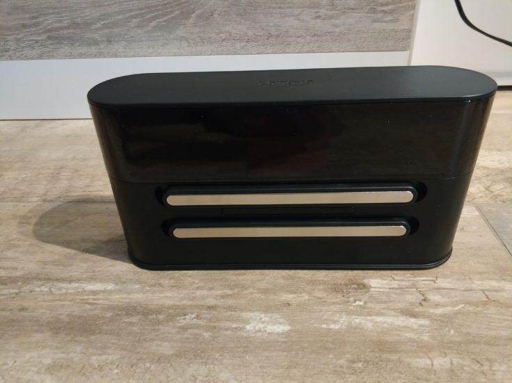 Lenovo X1 Saugroboter Ladestation Design