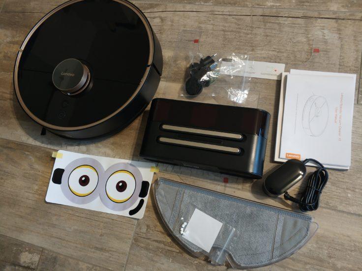 Lenovo X1 Saugroboter Lieferumfang
