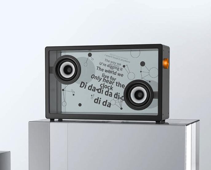 MORROR ART Bluetooth Lautsprecher