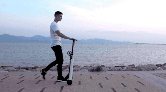 Mantour X E Scooter Balance