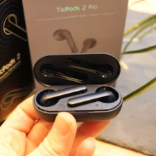 Mobvoi TicPods 2 Pro wireless halb In-Ear