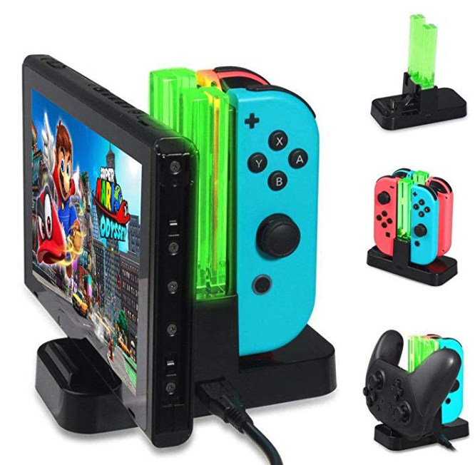 Nintendo Switch Ladestation
