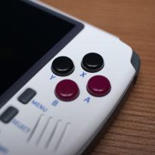 PocketGo V2 ABXY Tasten