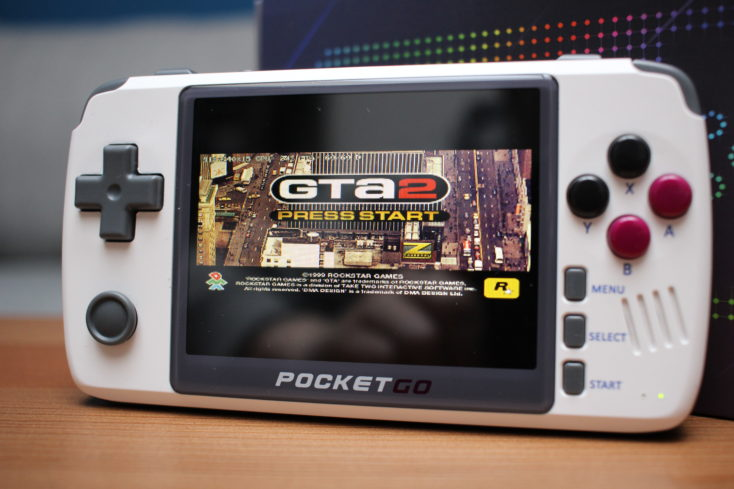 PocketGo V2 GTA2