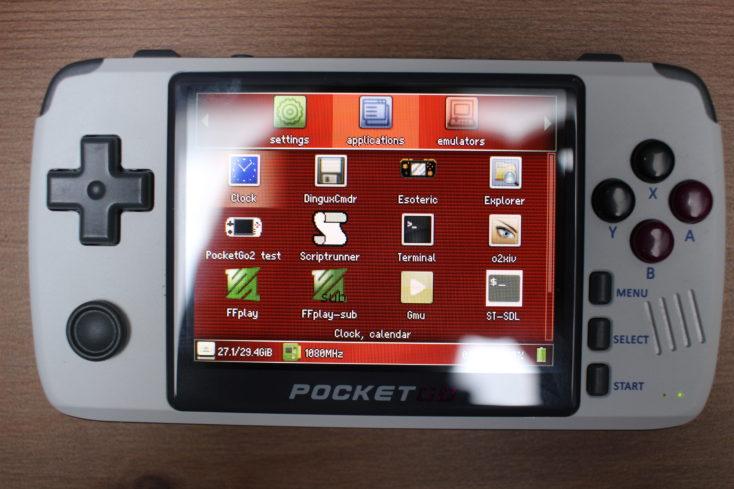 PocketGo V2 Rogue CFW