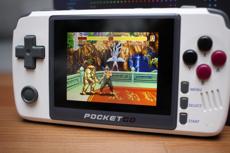 PocketGo V2 Streetfighter II 2