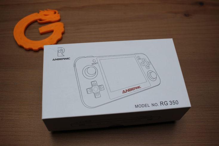 RG350 Packung