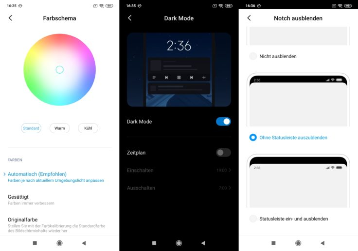 Redmi 8A Desiplay Software