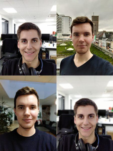 Redmi 8A Selfies
