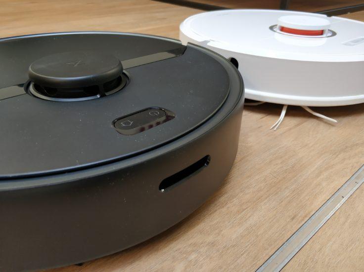 Roborock S6 Pure Saugroboter Vergleich Vorgängermodell
