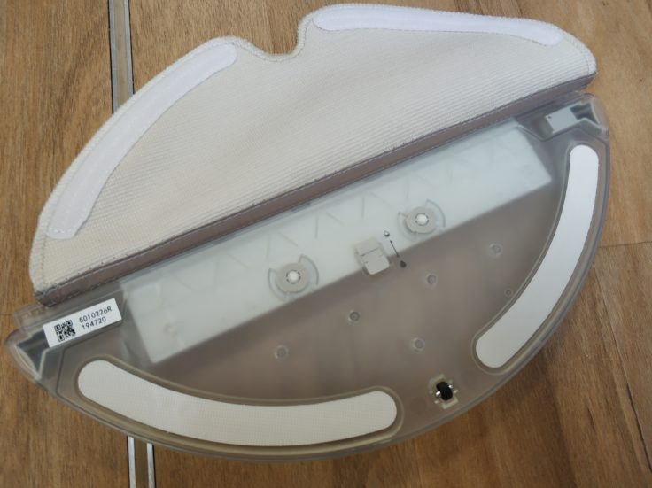 Roborock S6 Pure Saugroboter Vergleich S6 Wischfunktion Wassertank