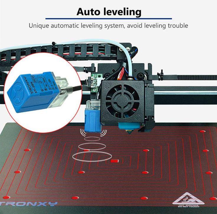 TRONXY-X5SA-Pro-CoreXY-autolevel-sensor