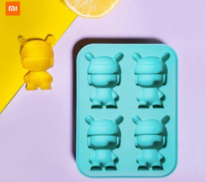 Xiaomi Mi Rabbit Silikonformen Eiswürfel Formen