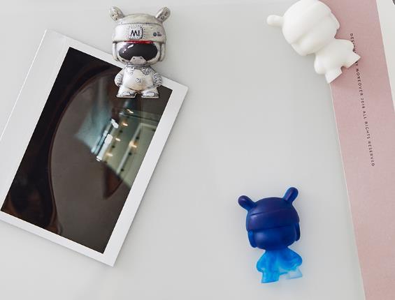 Xiaomi Mi Rabbit Silikonformen Figuren
