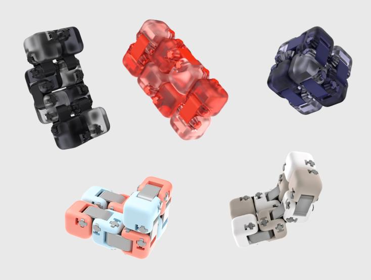 Xiaomi Infinity Cube verschiedene Farben
