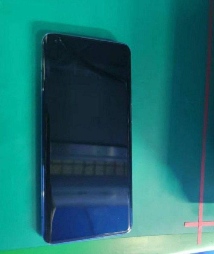 Xiaomi Mi 10 Pro Frontseite