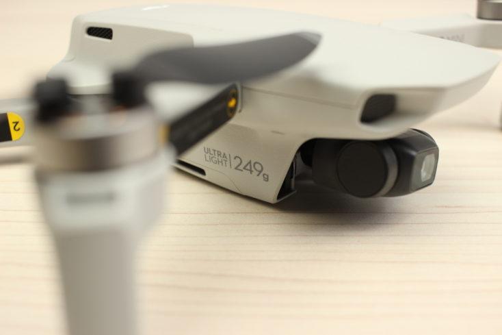 DJI Mavic Mini Kamera und Gimbal 3