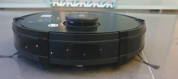 Ecovacs Deebot Ozmo 950 Saugroboter 3D Drucker IR Leuchten Klammern Bumper