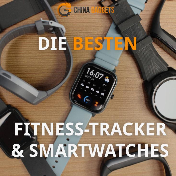 Fitness Tracker Smartwatches Bestenliste