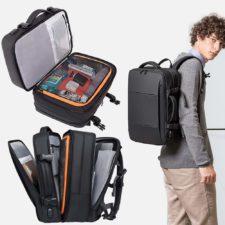 HUA-DD Laptop-Rucksack wasserdicht