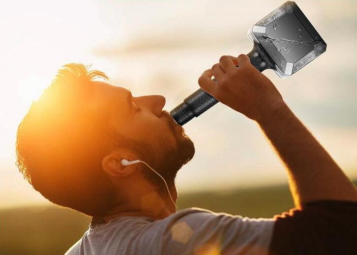 Hammer Trinkflasche Outdoor