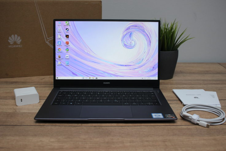 Huawei MateBook D14 AMD 2020 Display
