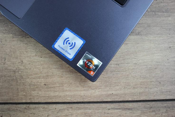 Huawei MateBook D14 AMD 2020 Huawei Share